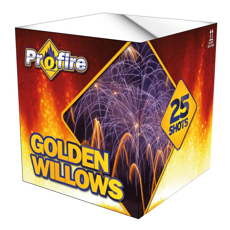 2x Golden Willows [Karton]