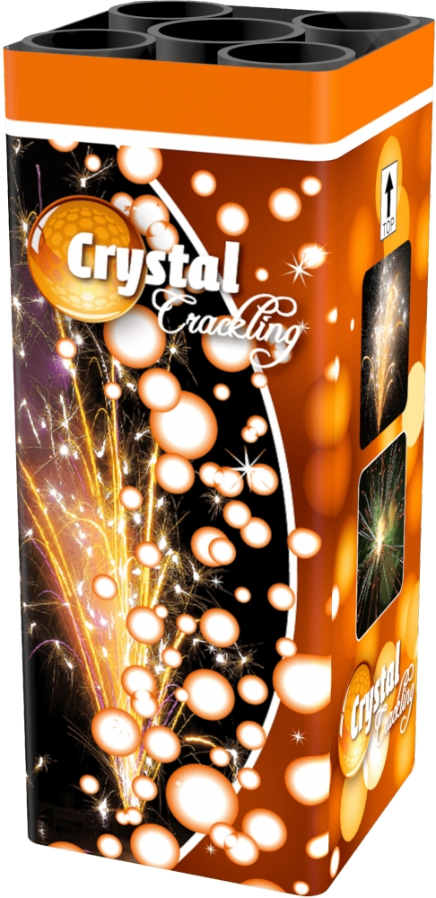 Crackling Chrystal