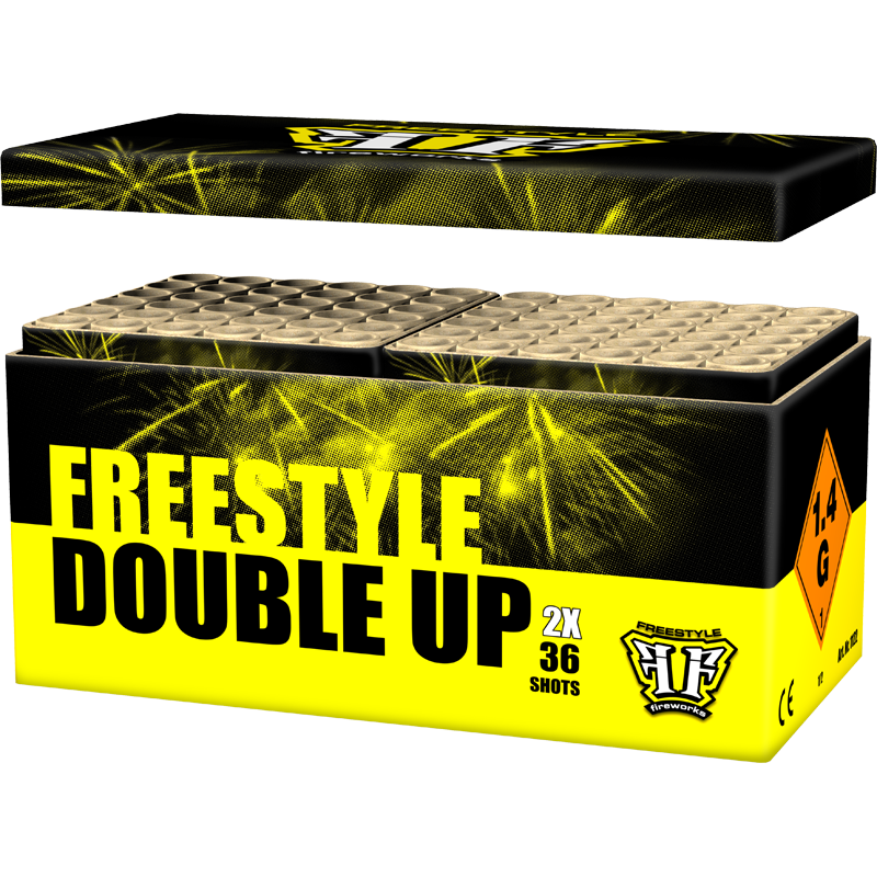Freestyle Double Up