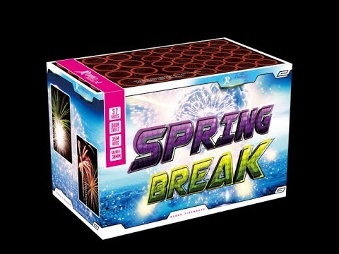 Spring Break Box