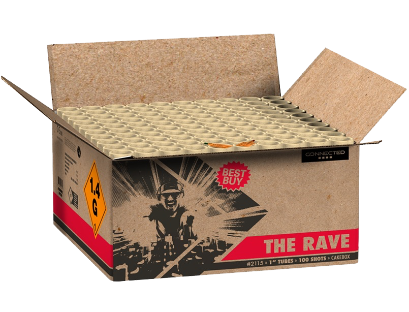 The Rave Box [Karton]