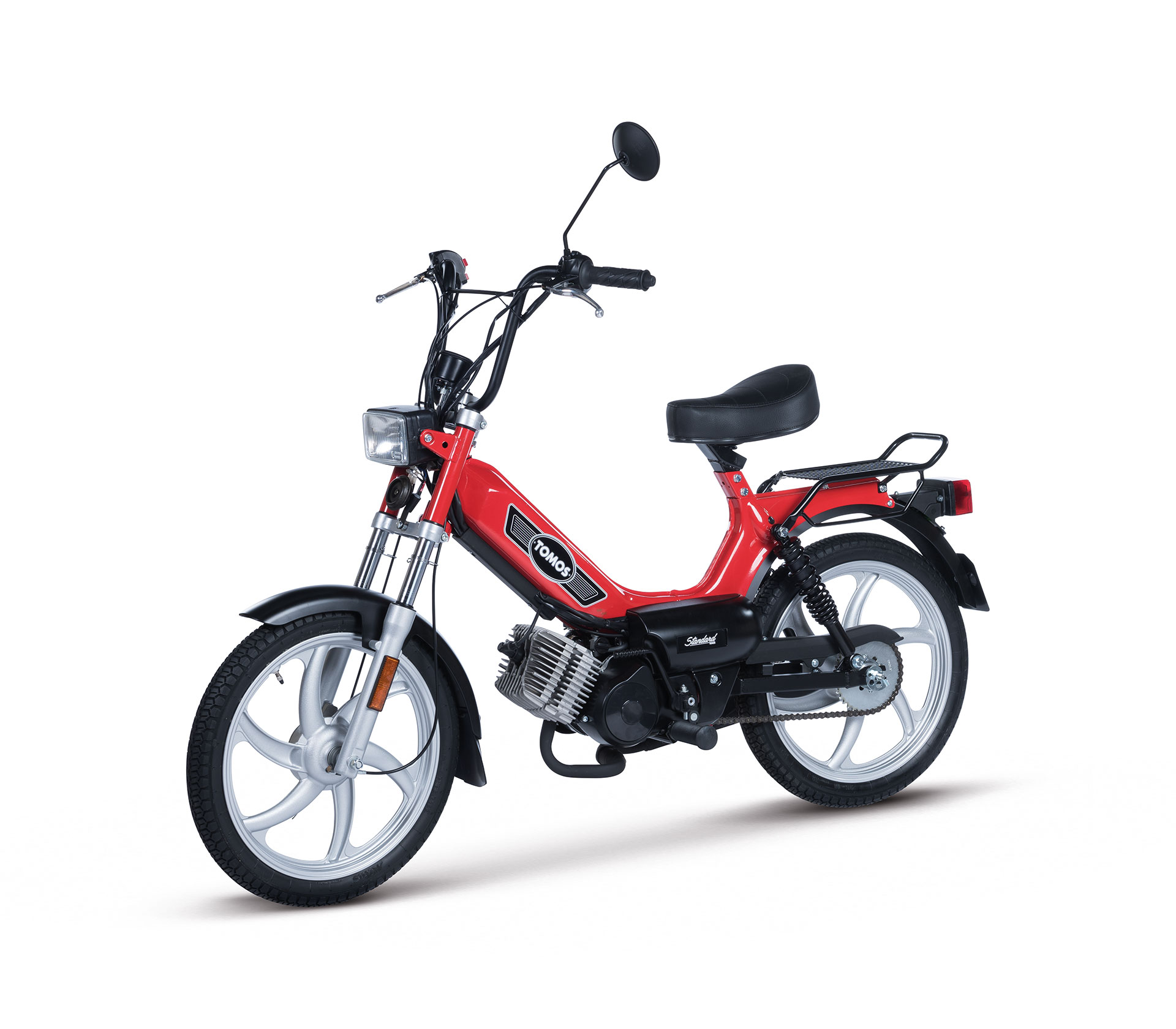 Tomos Standard 25 Red