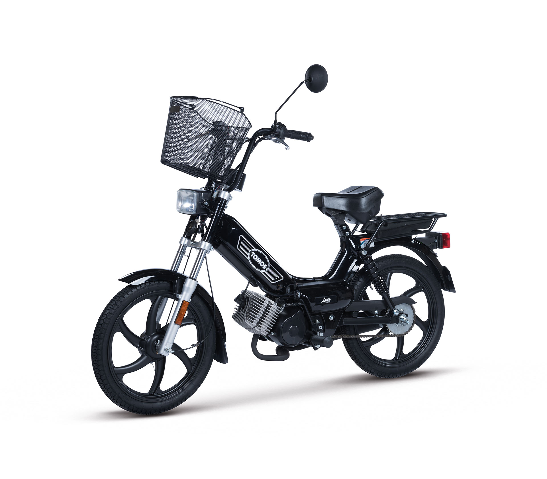 Tomos Luxe 25 Black