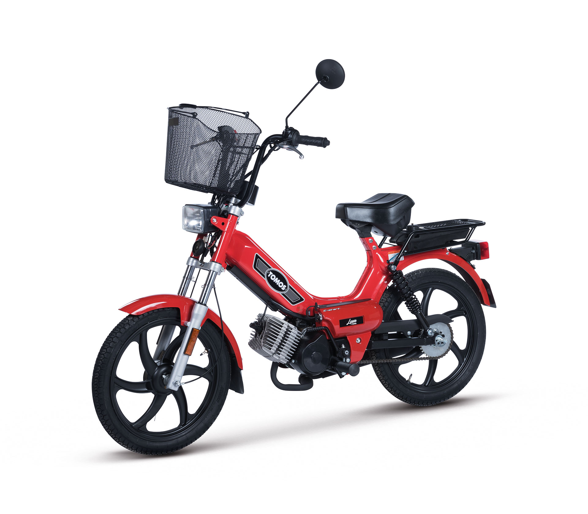 Tomos Luxe 25 Red