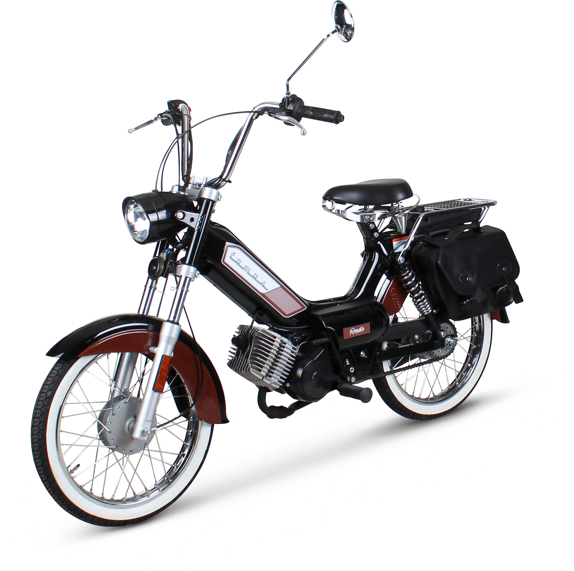 Tomos Roadie 25 Black/Brown