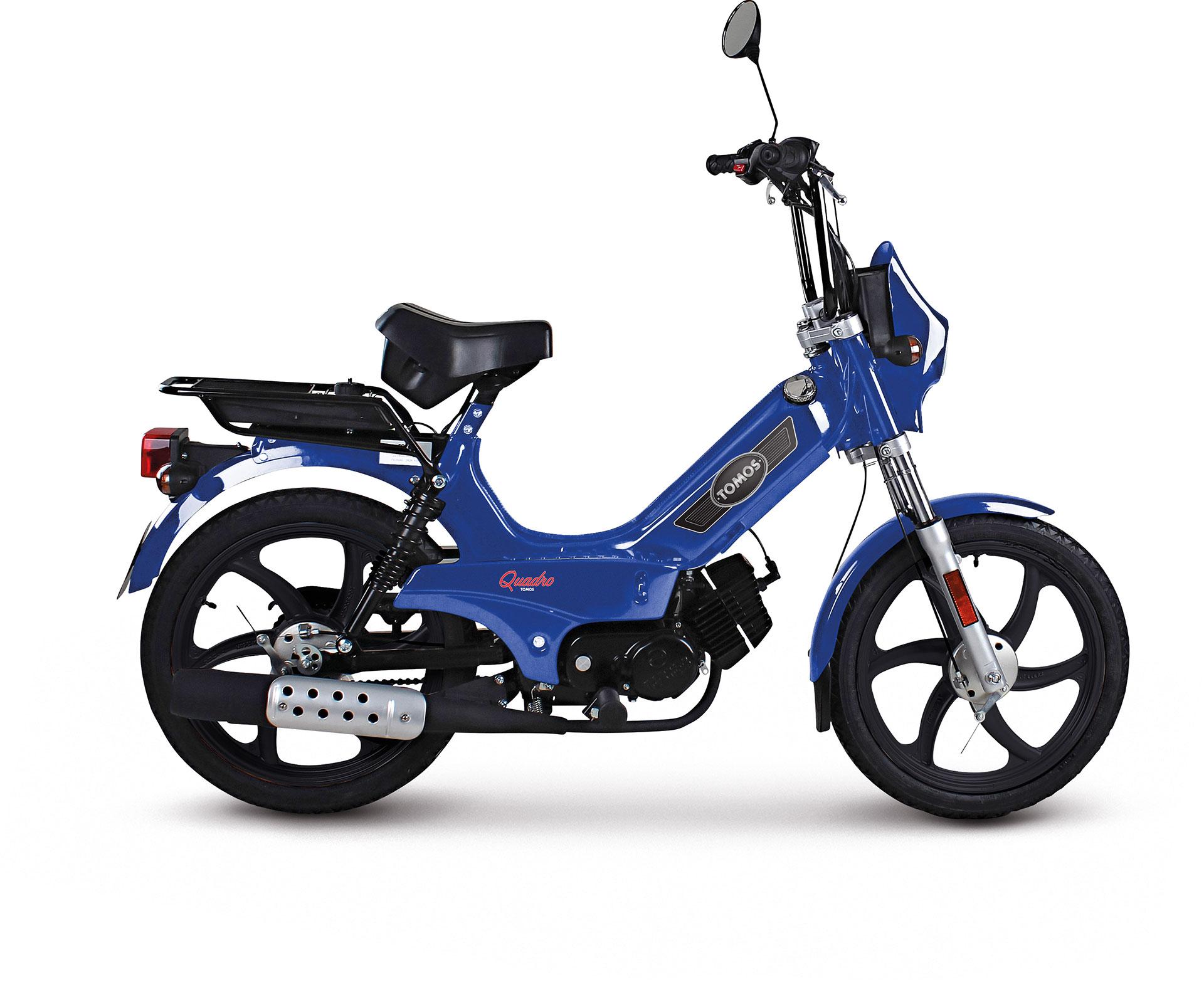 Tomos Quadro 25 Blue