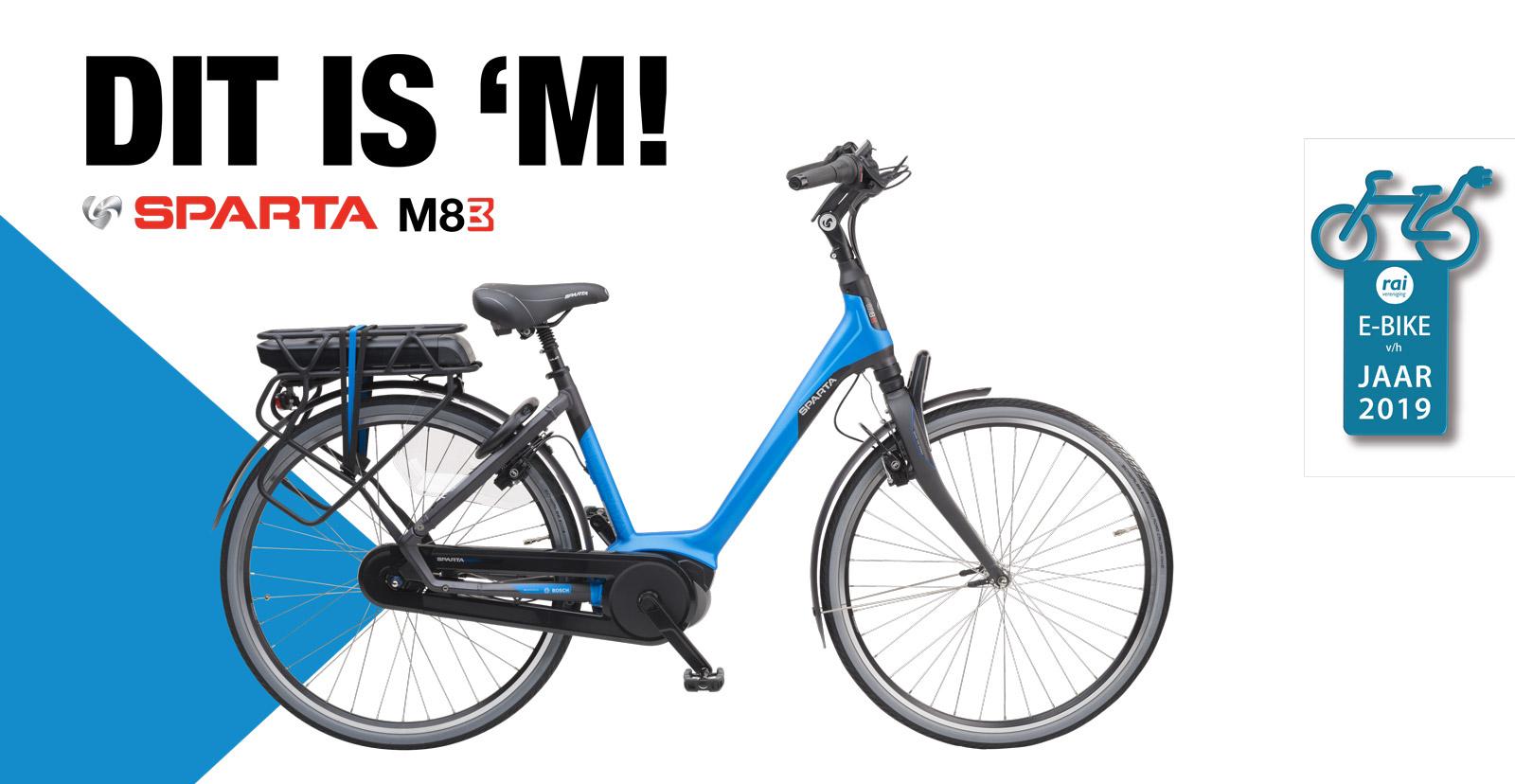 M8B Active Plus