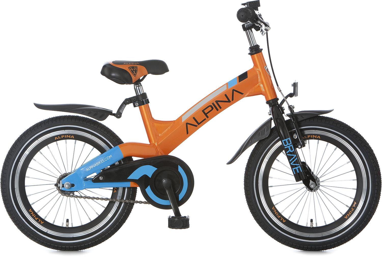Alpina Brave orange 16 INC