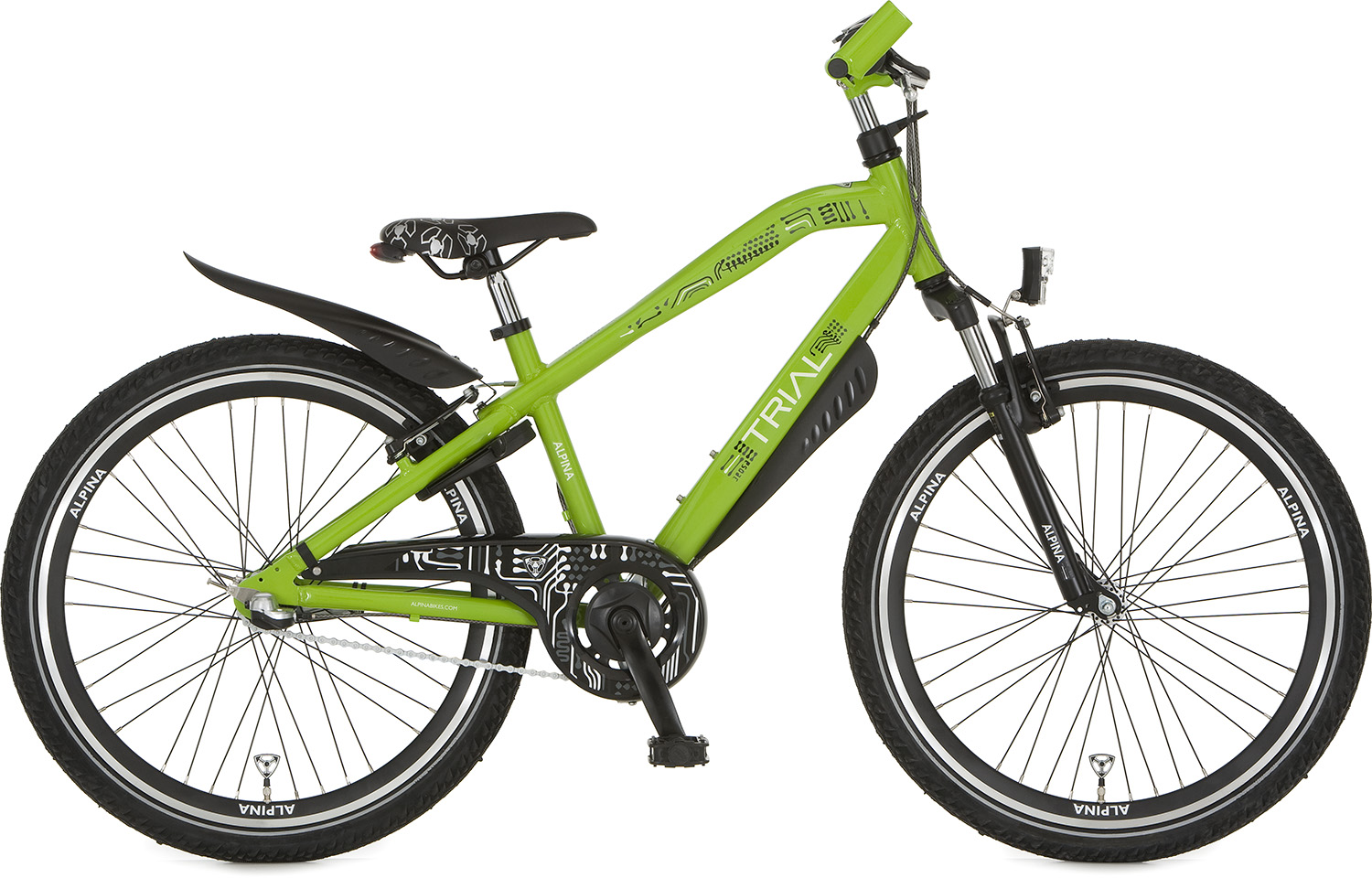 Alpina Trial apple green 24 INC