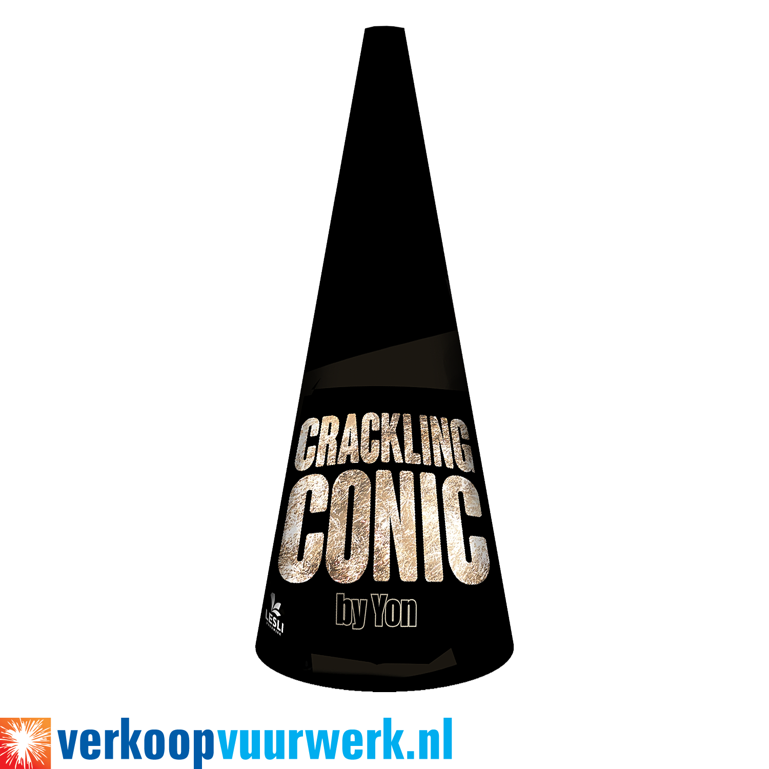 Crackling conic