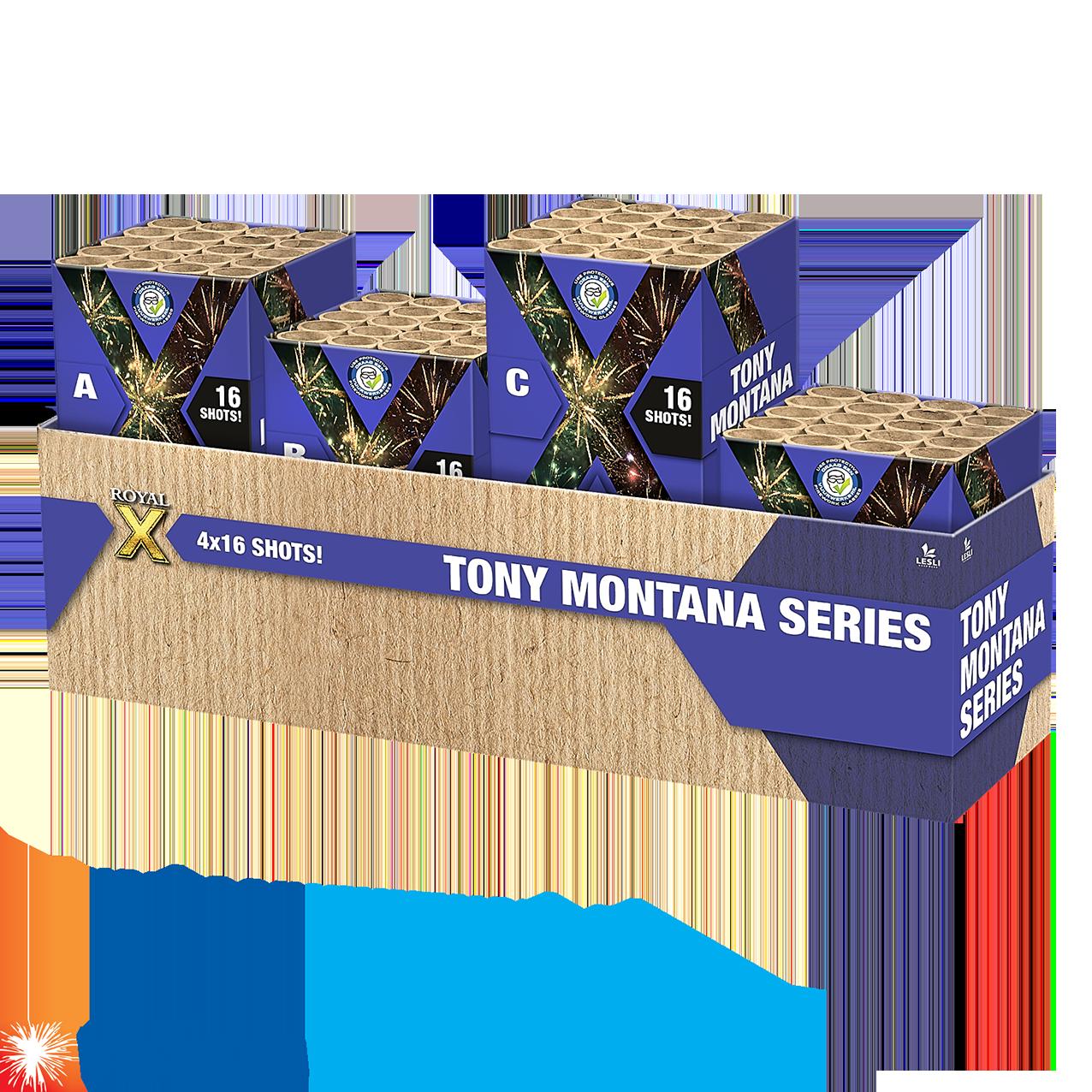 Tony Montana series