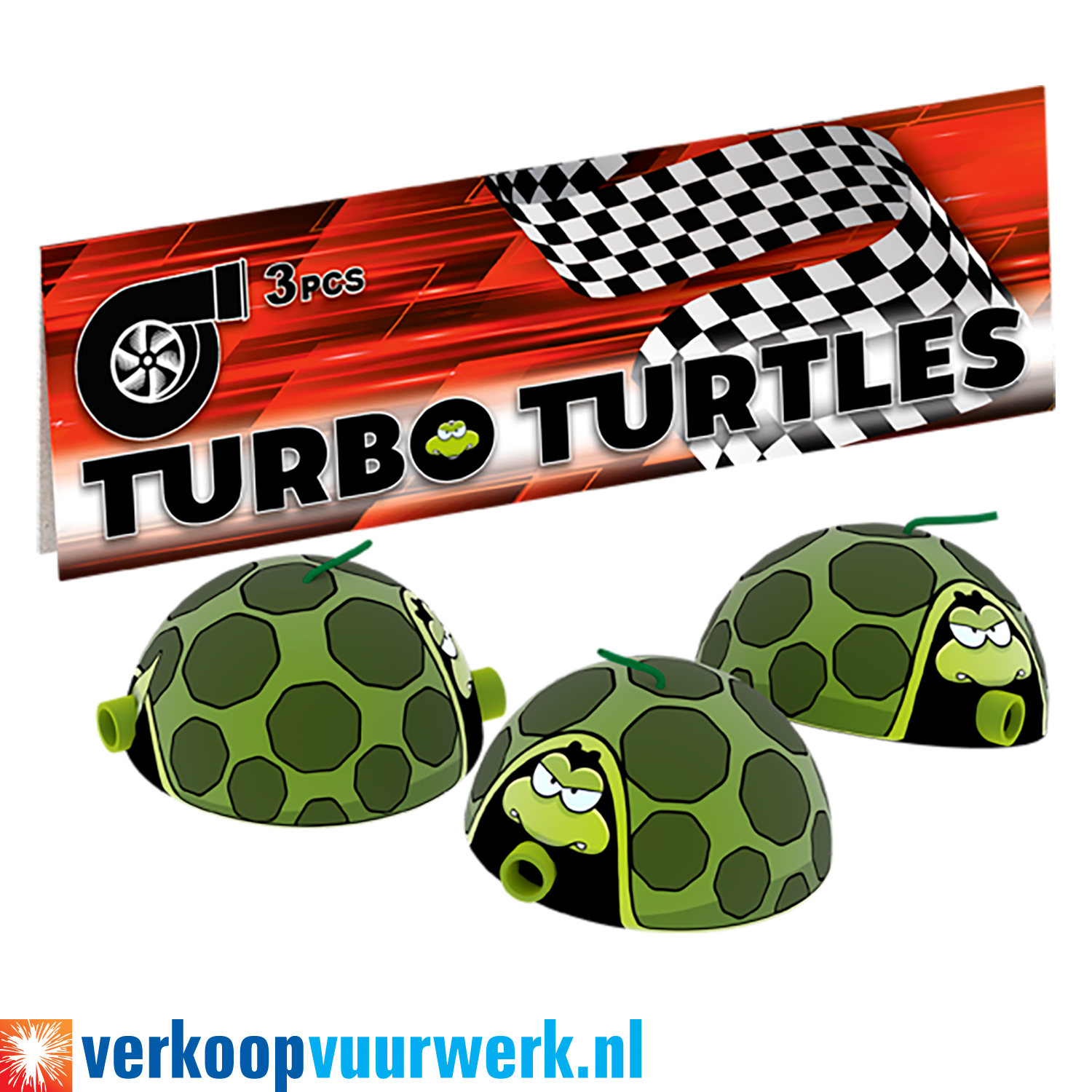 Turbo Turtles
