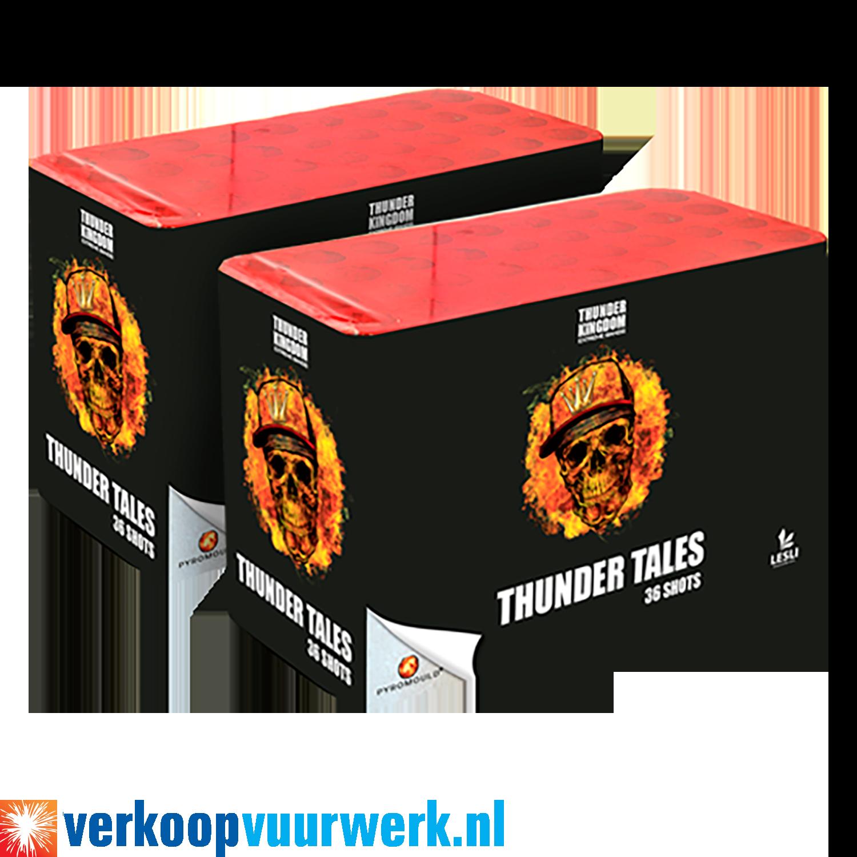 Thunder tales 1+1 gratis