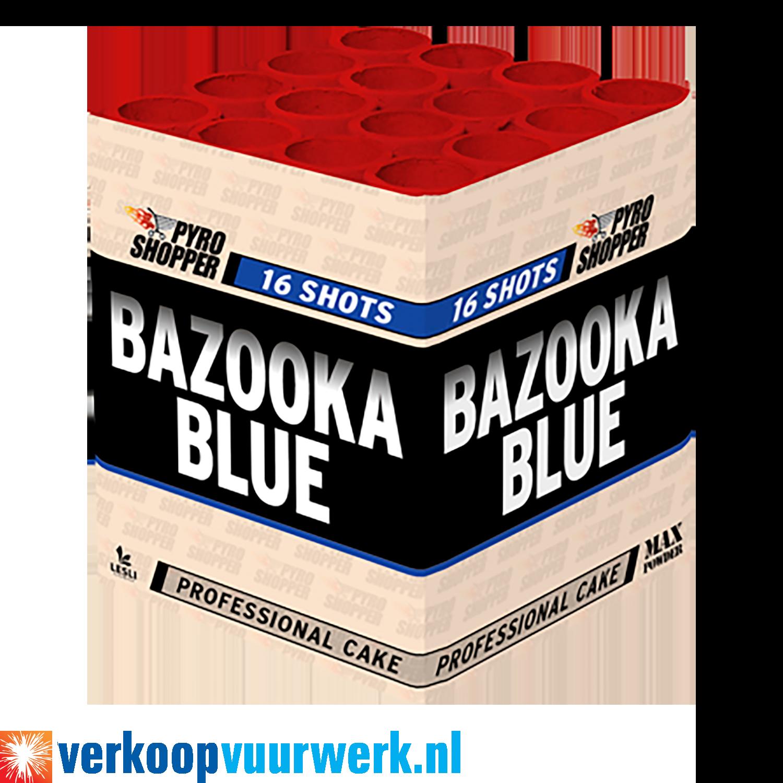 Bazooka blue