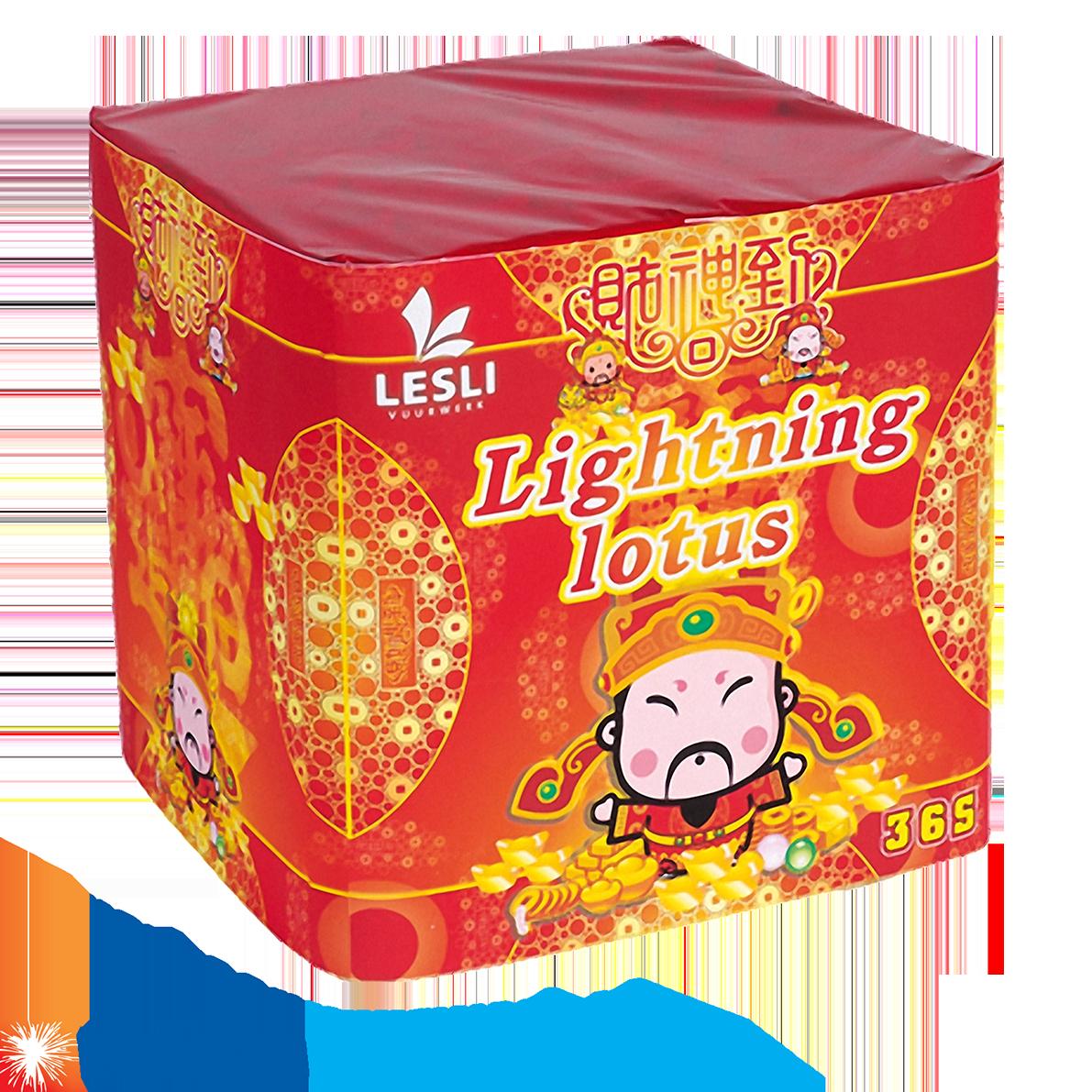 Lightning lotus