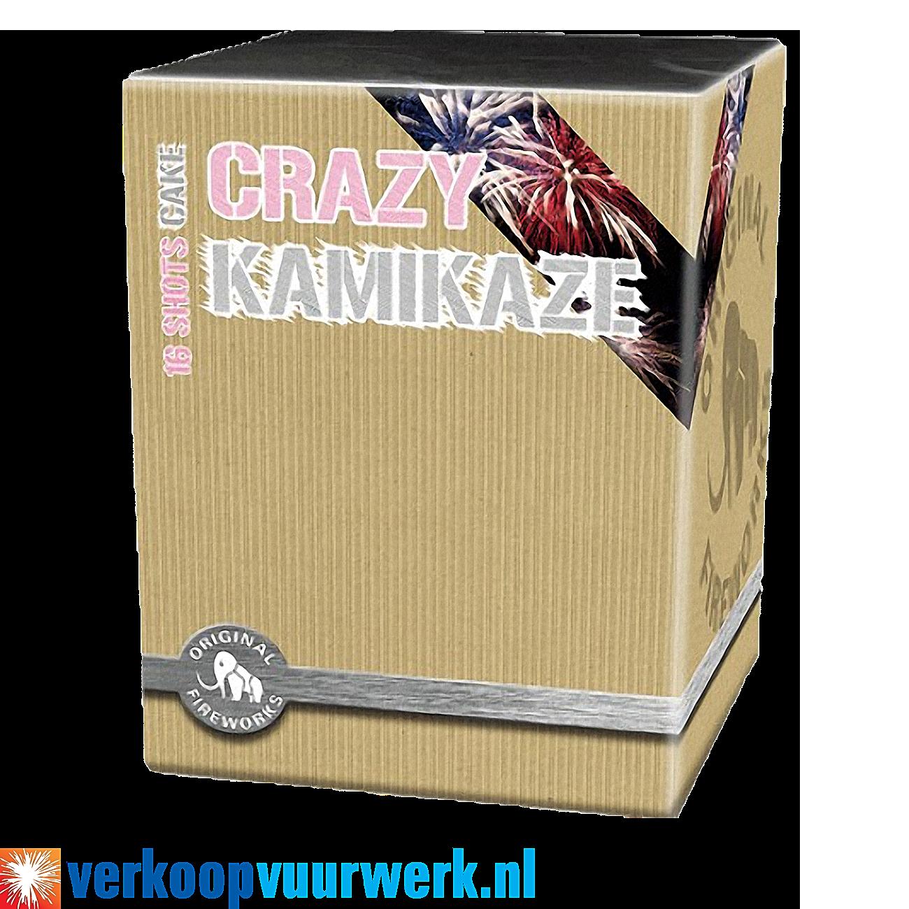 Crazy kamikaze