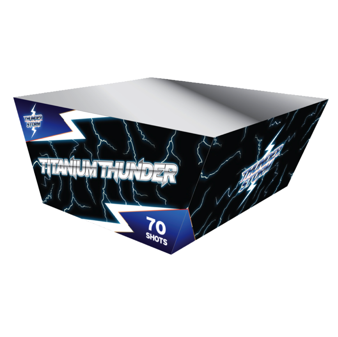 ART. 4403 TITANIUM THUNDER (TS-03), 70 SHOTS