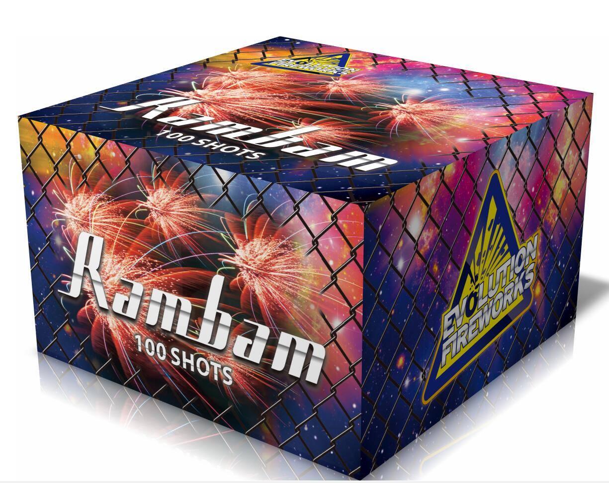 ART. 1227 RAMBAM, 100 SHOTS