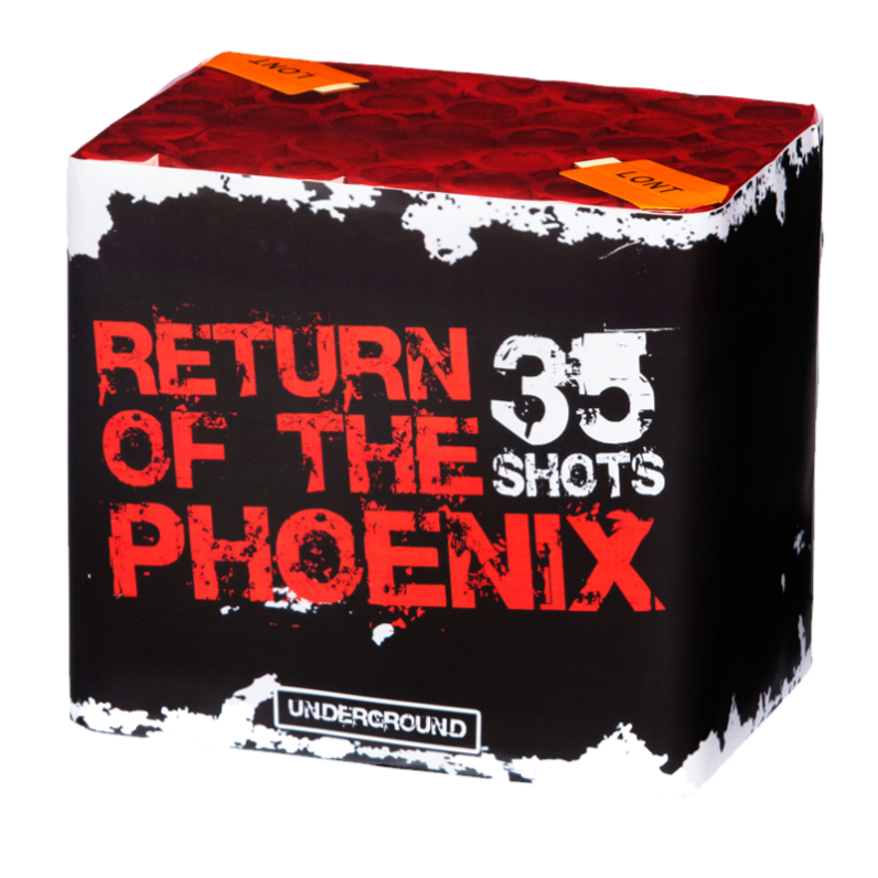 ART. 7112 RETURN OF THE PHOENIX , 35 SHOTS