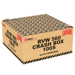 ART. 560 CRASH BOX, 100 SHOTS