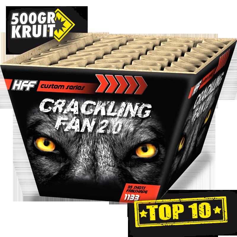 HFF CRACKLING FAN 2.0 Karton