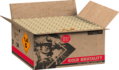 Gold Brutality Box