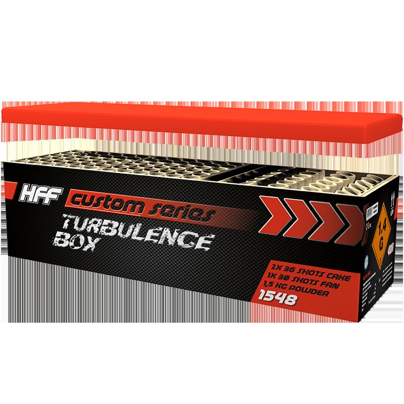 HFF Turbulence Box