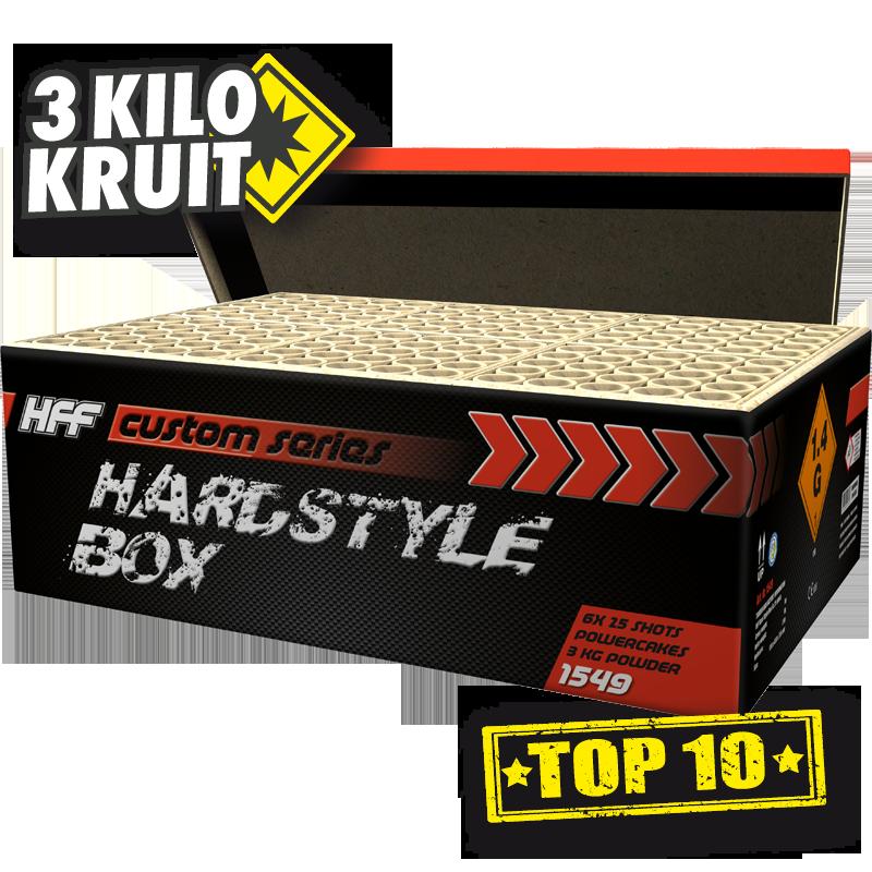 HFF Hardstyle box