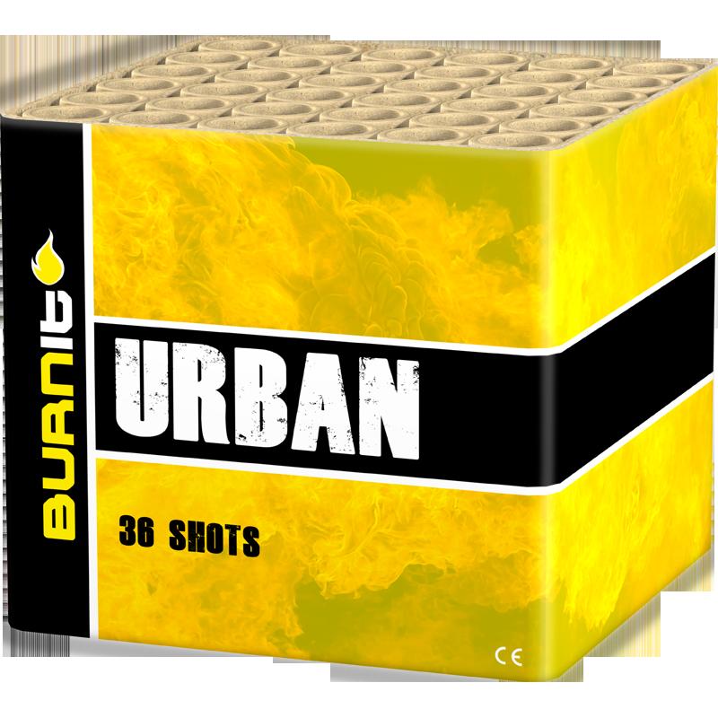 Burn It Urban