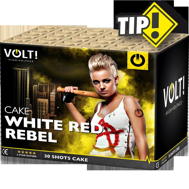 VOLT! White Red Rebel
