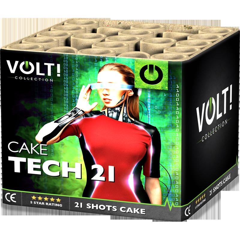 VOLT! Tech 21