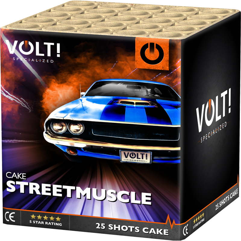 VOLT! Streetmuscle