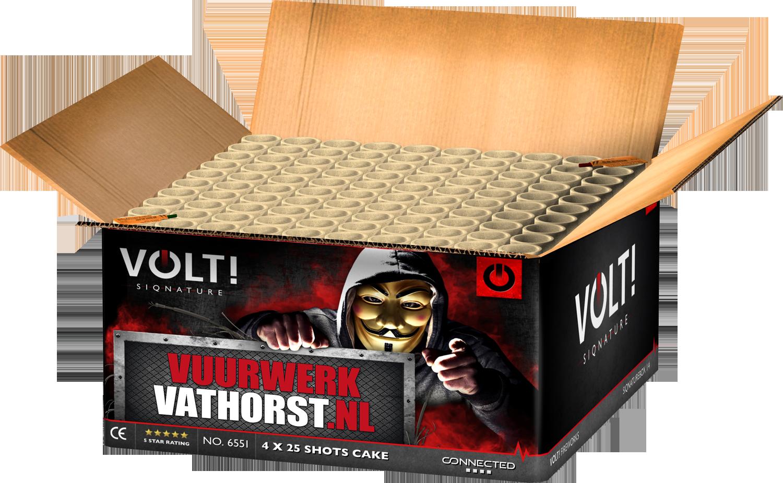 VOLT! Vuurwerk Vathorst Box