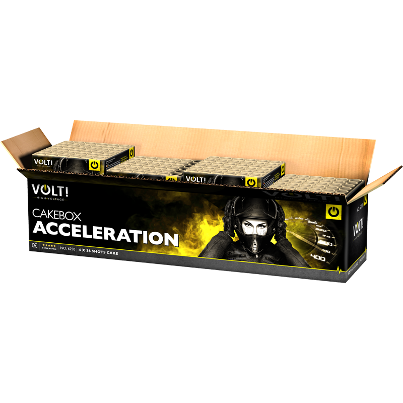VOLT! Acceleration Box
