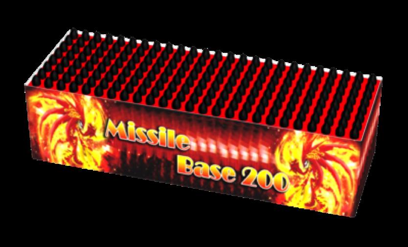 ART. 3701 MISSLE BASE 200