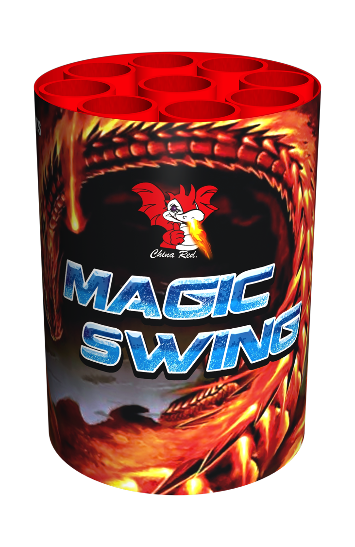 ART. 5465 MAGIC SWING, 9 SHOTS