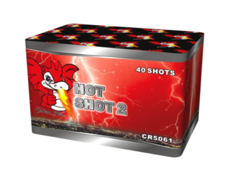 ART. 5061 HOT SHOTS 2, 40 SHOTS
