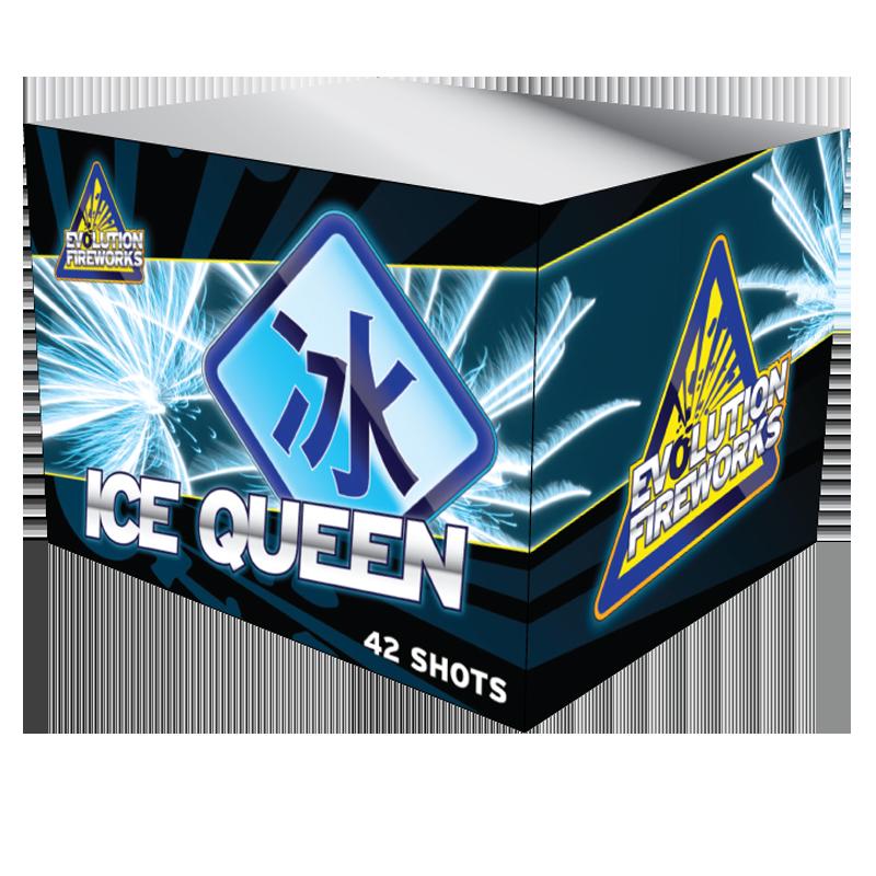 ART. 8801 ICE QUEEN (EVO-01), 42 SHOTS