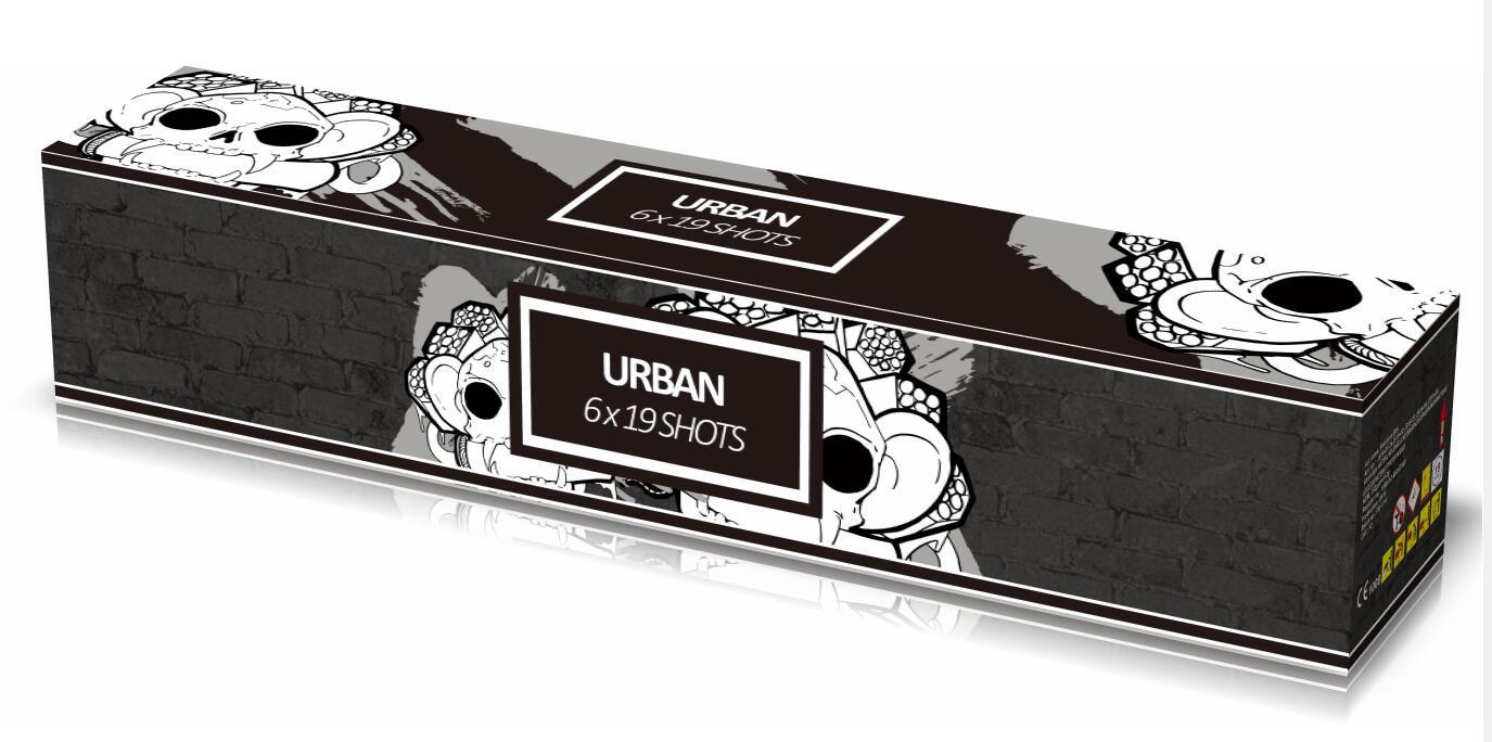 ART. 009 URBAN 6 X 19 SHOTS