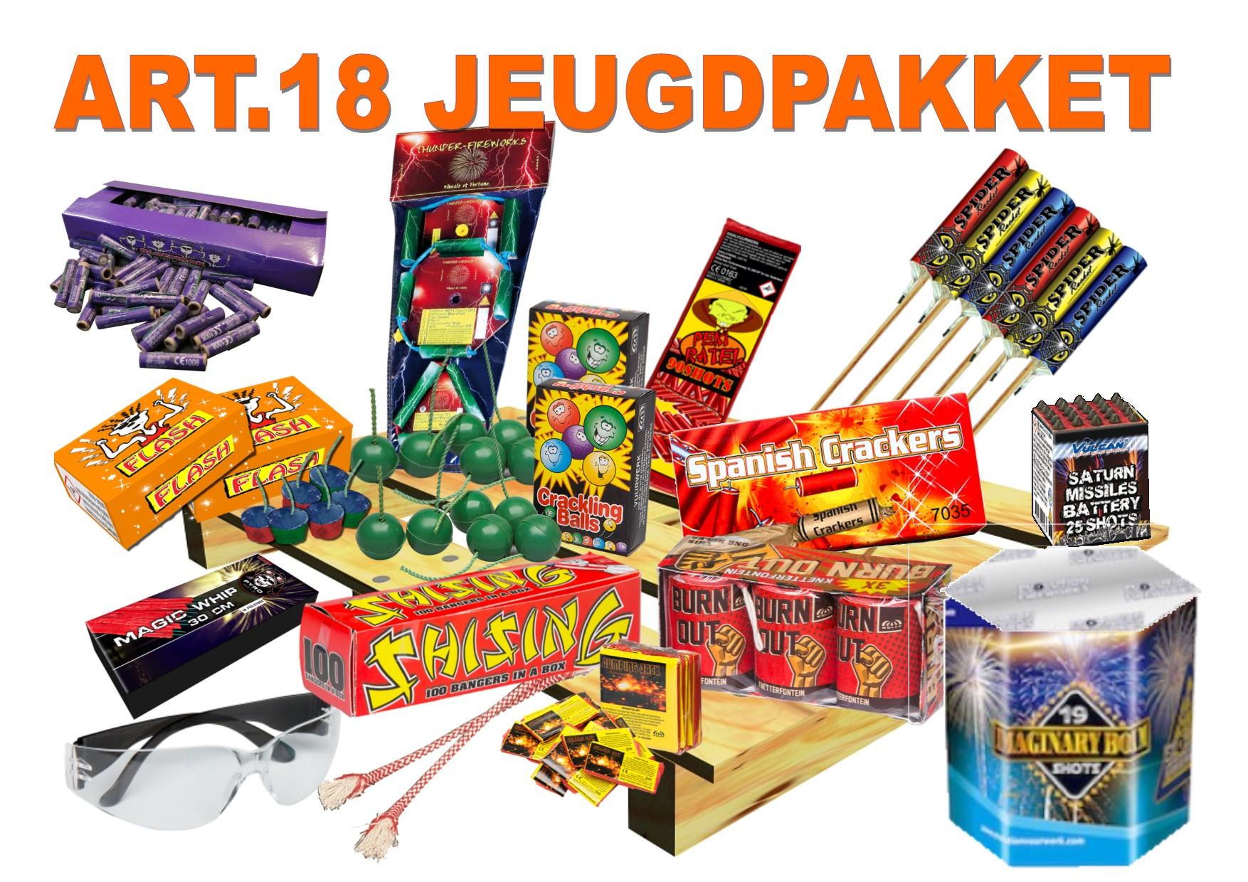ART. 18 JEUGDPAKKET XL
