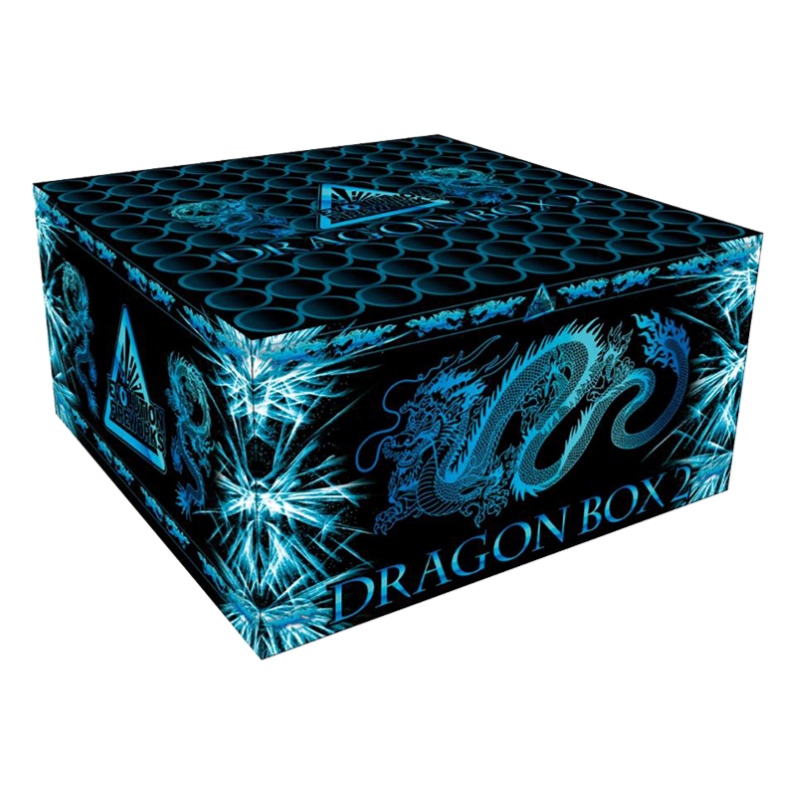 ART. 14906 DRAGON BOX 2, 100 SHOTS EVO SPECIALS COMPOUND