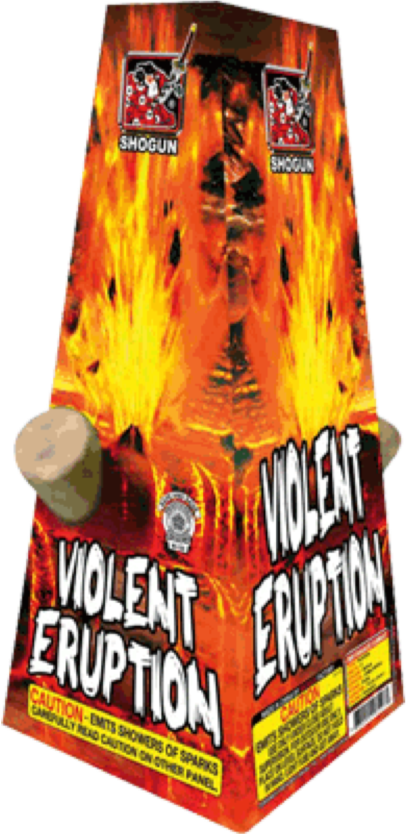 ART. 400 VIOLENT ERUPTION