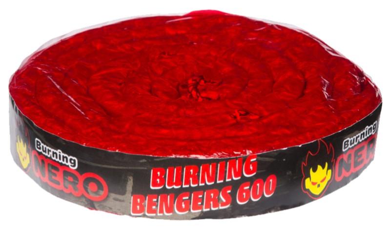 ART. 1311 BURNING BENGER 600 NIEUW!