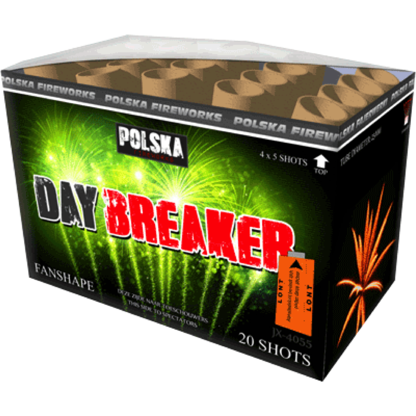 ART. 4010 DAYBREAKER, 20 SHOTS