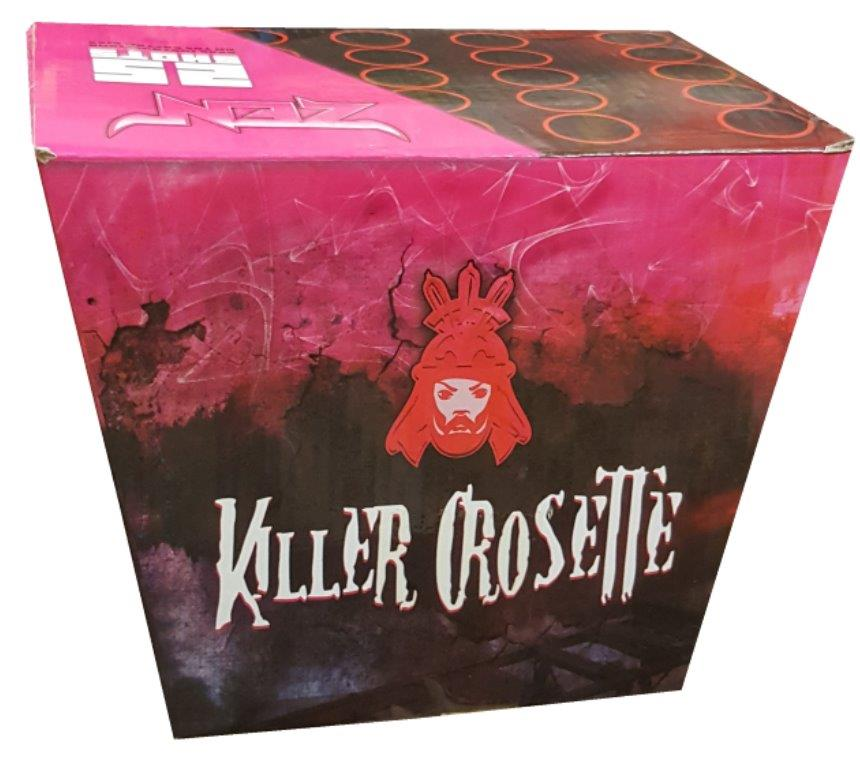 ART. 1550 KILLER CROSSETTE, 25 SHOTS