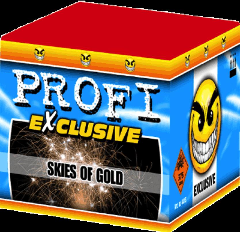 ART. 4413 SKIES OF GOLD, 25 SHOTS