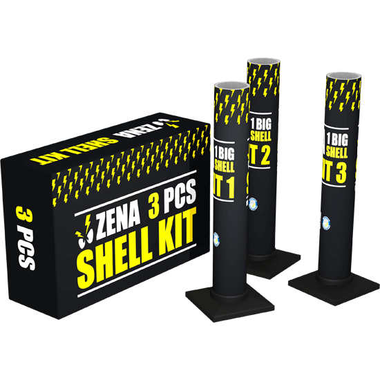 Shell Kit**