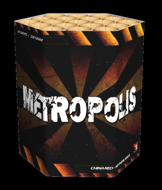 Metropolis - Intense