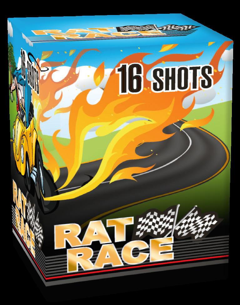 Fluitblokje - Rat Race