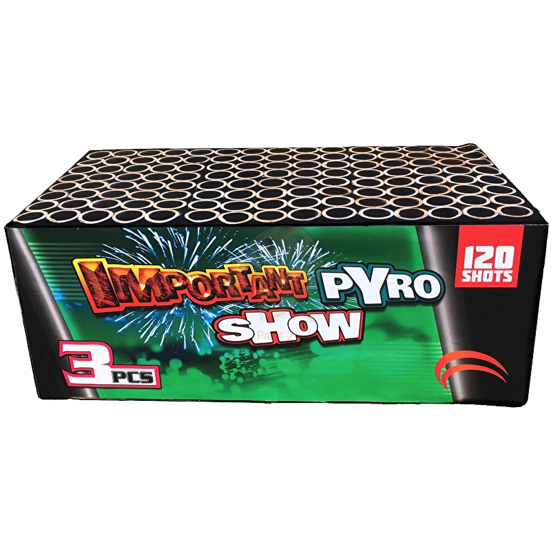 Important Pyro Show